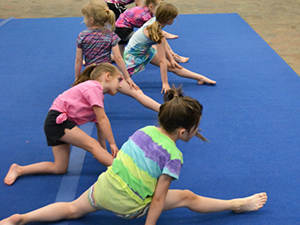 Tumbling Classes Fall